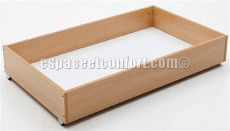 Tiroir Bz tiroir de rangement pour banquette lit