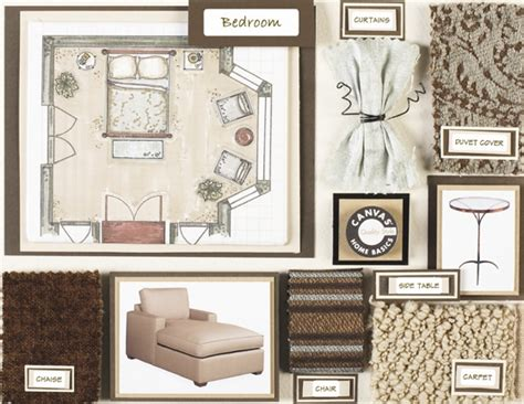 Interior Design Board by Lovely Clusters The Pretty Www Lovelyclustersblog