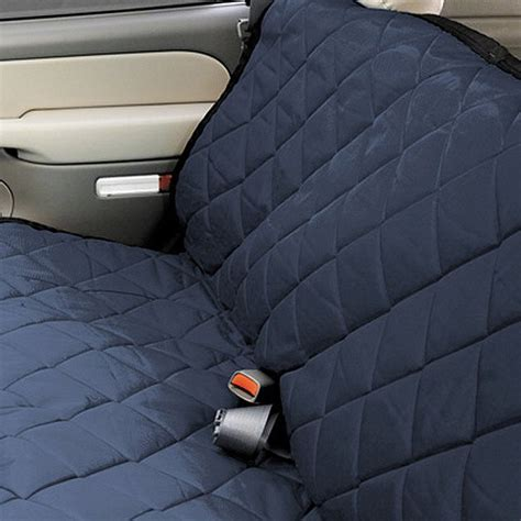 bench seat protector canine covers 174 kp00020na pet pad navy blue bench seat