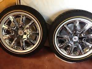 Cadillac Rims With Vogue Tires 2007 Cadillac Dts Steering Wheel Ebay Autos Post