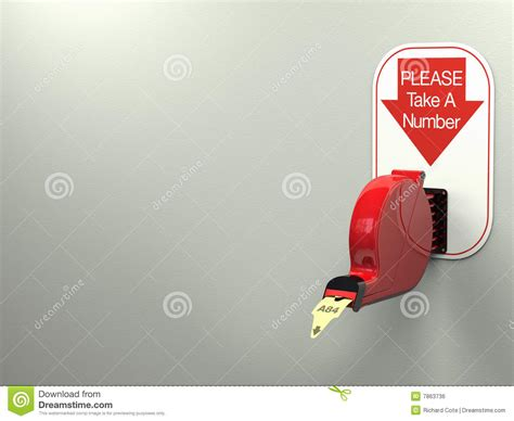 taking a stock of space lighting and design in your ticket dispenser royalty free stock image image 7863736