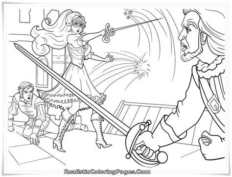 hard coloring pages of animals and the three