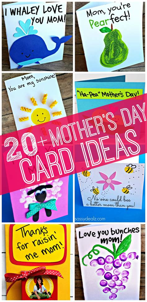 make mothers day card easy s day cards crafts for to make crafty