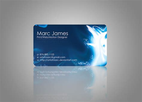 magic card template psd 130 best free psd business card templates techclient