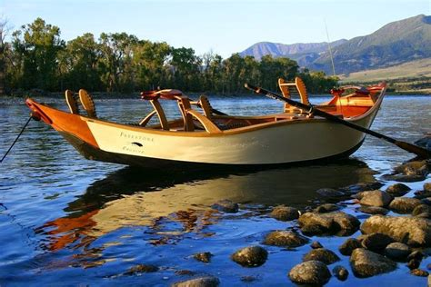 fishing guide drift boat fly fishing traditions kingfisher drift boat build the