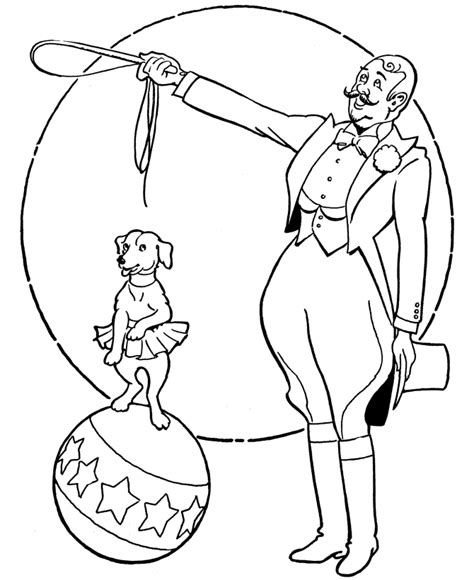 coloring pages of circus animals circus tent coloring page coloring home