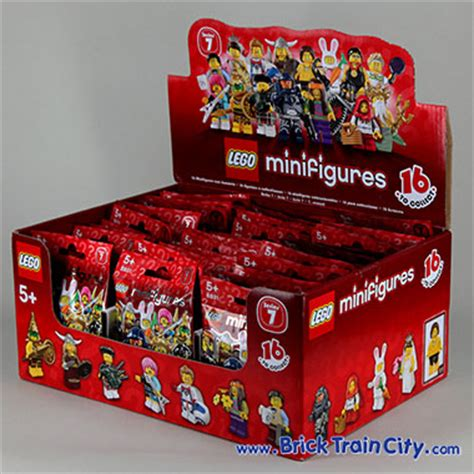 Set Seprei 7 8831 lego minifigures series 7 reviews complete set of 16
