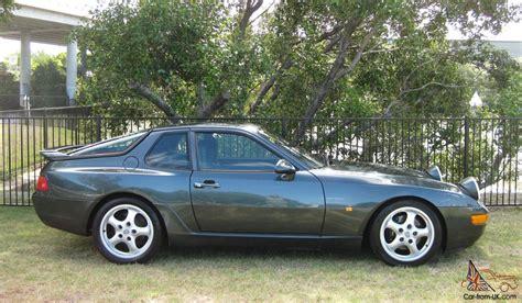 porsche 4 seater cars porsche 968 cs australian complied 1996 complied 4 seater