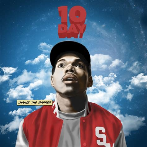coloring book mixtape monkey mixtapemonkey chance the rapper 10day