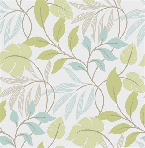 green peel and stick wallpaper green leaves peel and stick wallpaper green gray 4