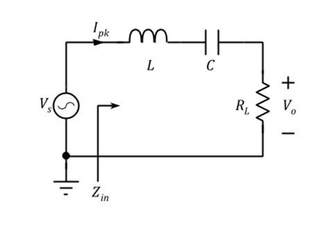 rlc parallel circuit with resistance in series with the inductor series rlc circuit intgckts