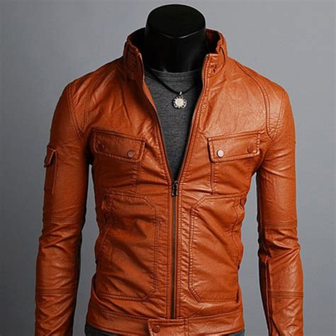 light brown leather jacket mens leather jacket light brown jackets review