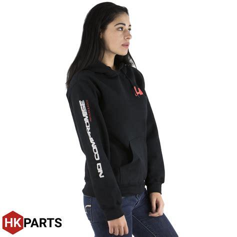 Hk Hodie hk no compromise hoodie