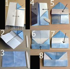 how to fold a letter envelopes and letterfolds on origami origami