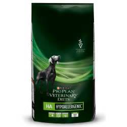 purina veterinary diets ha hypoallergenic formula dog food