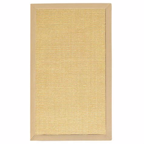 home decorators collection freeport sisal honey khaki 12