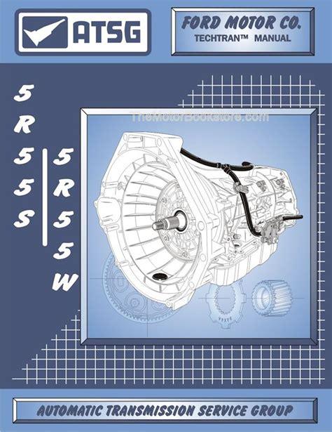 car repair manuals download 1987 ford tempo transmission control ford 5r55s 5r55w transmission rebuild manual 2002 up atsg