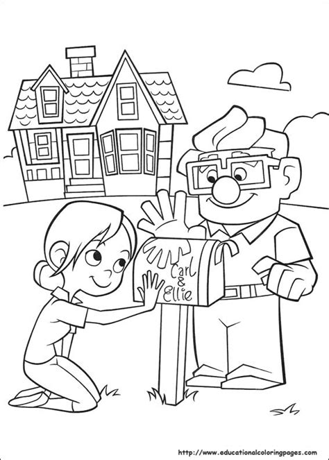 up house coloring page up house coloring pages printable coloring pages