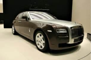 2010 Rolls Royce Ghost 2010 Rolls Royce Ghost Preview