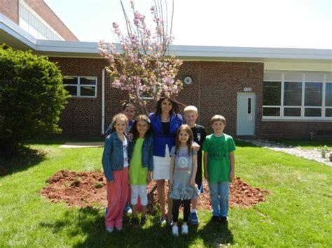 adamsville dedicates tree to principal bridgewater nj patch