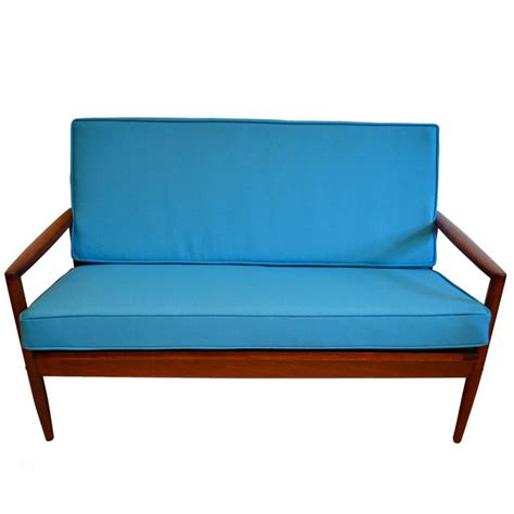 Small Sofa Settee Mid Century Modern Seat Settee Small Sofa By Dan Marc