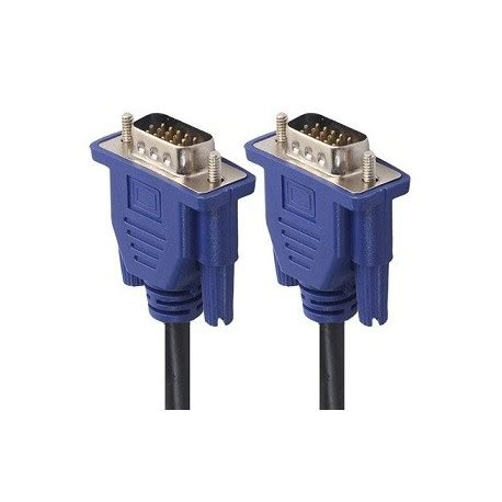 Harga Kabel Vga Monitor Komputer harga jual kabel vga ke vga 1 5m