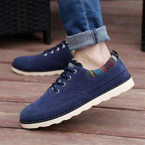Free Sle Shoes by 2015 Free Shipping Leather Big Size European Style Mens Shoes Casual Sneakers
