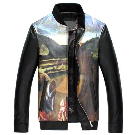 mens designer varsity jacket mens designer printed italian leather jackets cw890026