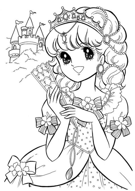 japanese princess coloring pages malvorlagen f 228 rben and on