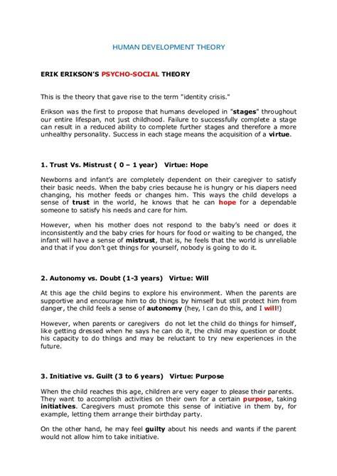 Erik Erikson Essay by Infancy Through Erickson S Eight Stages Of Development Essay Druggreport246 Web Fc2