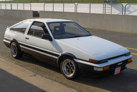 Toyota Cars 1980s The 10 Best Cars Of The 1980s According To You