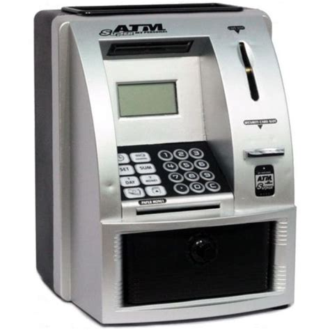 atm bank electronic savings atm my personal atm money coin