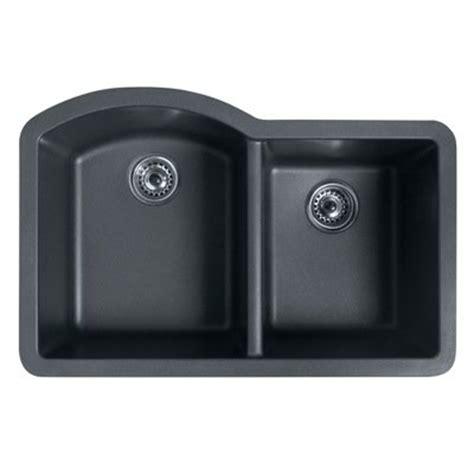 Swanstone Undermount Sinks by Swanstone Granite Sinks Swanstone Qu03322db Nero Granite