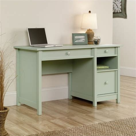 sauder original cottage rainwater home office desk ebay