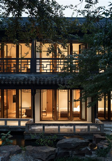 historic house renovation gallery of historic house renovation in suzhou b l u e architecture studio 12