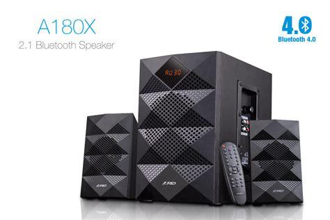 F D Fenda Speaker V620 Hitam fenda g蛯o蝗niki komputerowe multimedialne i mobilne