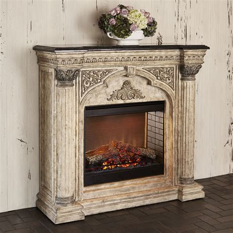 Fireplace Inserts Dallas by Dallas Designer Furniture Floral Electric Fireplace