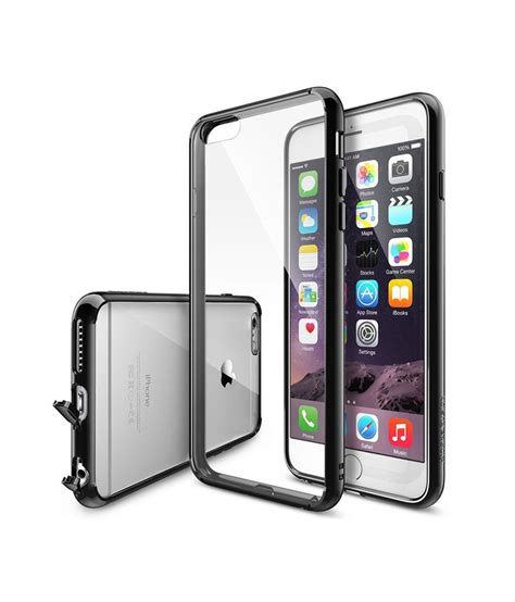 Casing Iphone 7 Ringke Fusion Rearth Ringke Fusion Iphone 7 rearth ringke fusion back for iphone 6 plus black