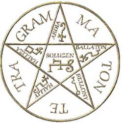 Pentagrams have a capital importance in white magic spells