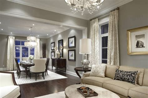 Grau Wandfarbe Wohnzimmer by Dining Room Accent Wall Ideas For Color Combination