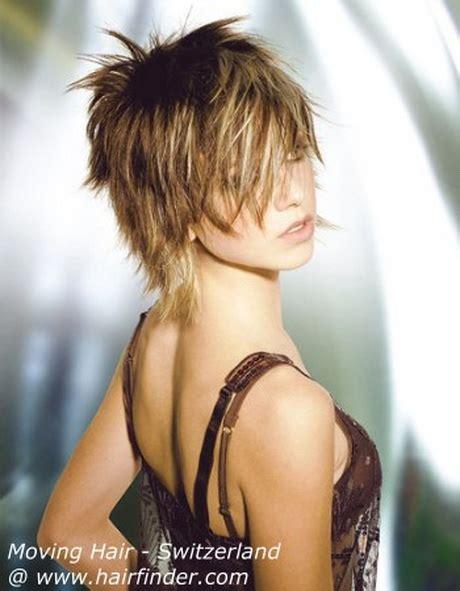 fransige haarschnitte
