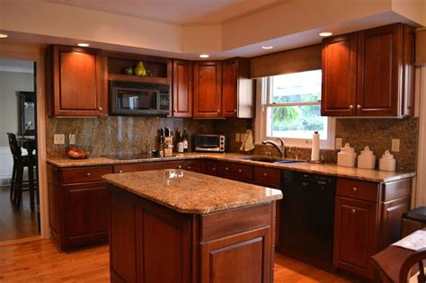 Kitchen Countertops And Cabinet Combinations Cabinet Countertop Color Combinations Search Home Decor Kitchen