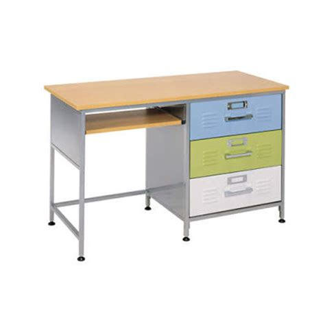 Metal Locker Desk by Pottery Barn Locker Desk Copycatchic