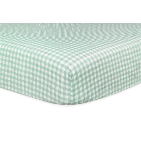 Babyletto Mini Crib Sheets Babyletto Tulip Garden Fitted Mini Crib Sheet T11035