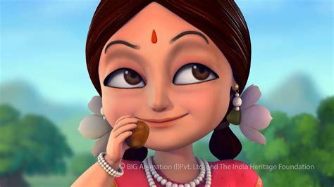 cartoon film of krishna little krishna miraculous feats hindi cartoon movie