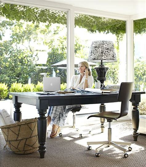 Office Kitchen Table Sunroom Office Ideas Care Free Sunrooms
