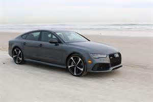 Audi Mph 2016 Audi Rs 7 Performance Gets 605 Horsepower And 190 Mph