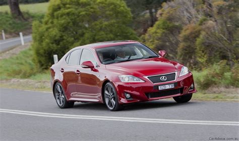 lexus is350 review caradvice