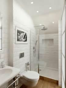 Exceptionnel Salle De Bain Baignoire #2: amenagement-petite-salle-de-bain-carreaux-blancs.jpg
