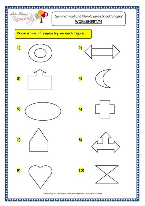 lines of symmetry worksheets for grade 3 lines of symmetry worksheet year 4 kidz activities